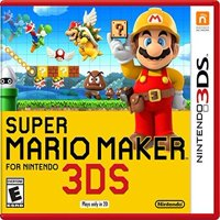 Super Mario Maker, Nintendo, Nintendo 3DS, 045496744472