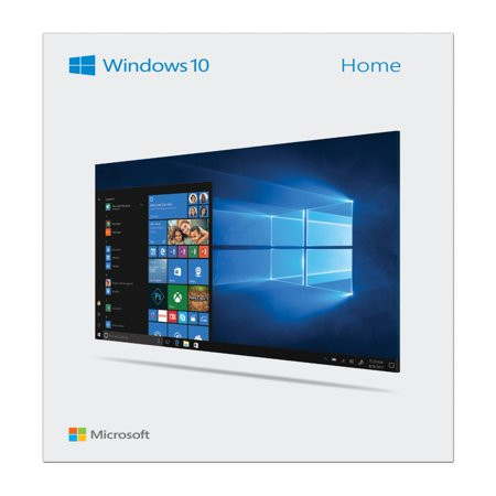 Microsoft Windows 10 Home 32-bit/64-bit Editions - USB Flash Drive (Full Retail (Canoscan Lide 25 Driver Windows 7 64 Bit)