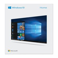 Microsoft Windows 10 Home 32-bit/64-bit Editions - USB Flash Drive
