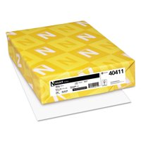"Exact Index Cardstock, 8.5"" x 11"", 110 lb/199 gsm, 94 Brightness, White, 250 Sheets"