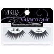 9b33fea83d1 (2 Pack) Ardell Fashion Lashes, [106] Black 1 pair