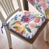 The Pioneer Woman Celia Reversible Chair Pad