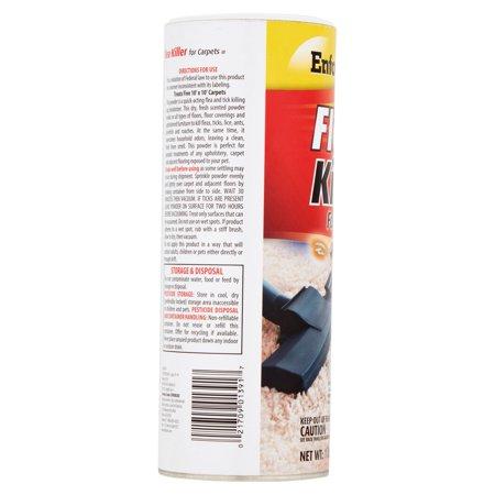 Enforcer Flea Spray For Carpets Furniture Carpet Vidalondon