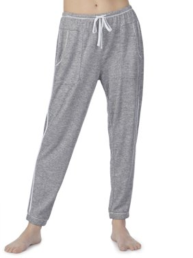Secret Treasures Women's and Women's Plus Modern Hooded Hacci Jogger