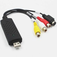 Usb 2.0 Video Audio Vhs To Dvd Converter Capture Card