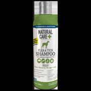 Natural Care Flea and Tick Shampoo for Dogs 12 oz