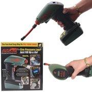 Handheld Portable Air Compressor Auto Tire Inflator Pump Air Dragon Tool TV
