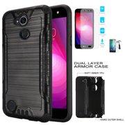 b9a497657b Phone Case for Straight Talk LG Fiesta 2, TracFone LG Fiesta Case, X Charge