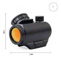 TRS-25 Holographic Red Dot Sight Scope 1x25mm 731303 NO TAX FREE P