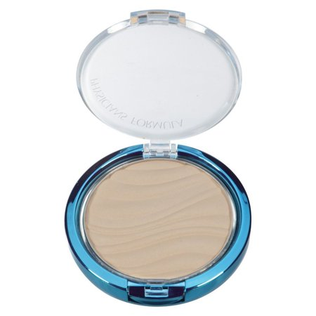 Physicians Formula Mineral Wear Talc-Free Mineral Makeup Airbrushing Pressed Powder SPF 30, Creamy