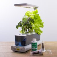 Exclusive AeroGarden Sprout LED, Grey with Gourmet Herbs Seed Kit