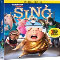 Sing (2016) (Special Edition) (DVD)