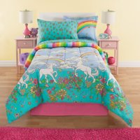 Unicorn Reversible Complete Bedding Set