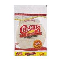 (3 Pack) Chi-Chi's Burrito Style Tortilla, Flour, 17 Oz, 8 Ct