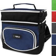 Best NEW Mens Lunch Boxes - Premium Insulated Dual Compartment Lunch Bag With Shoulder Review