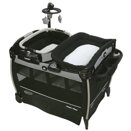 Graco Pack N Play Nearby Napper Playard With Rocker Davis