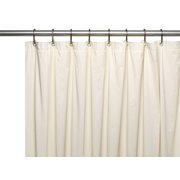 Hotel Collection Heavy Duty Mold Mildew Resistant PEVA Shower Curtain Liners With Metal Grommets