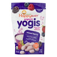 Happy Baby Yogis, Mixed Berry, 1 Ounce