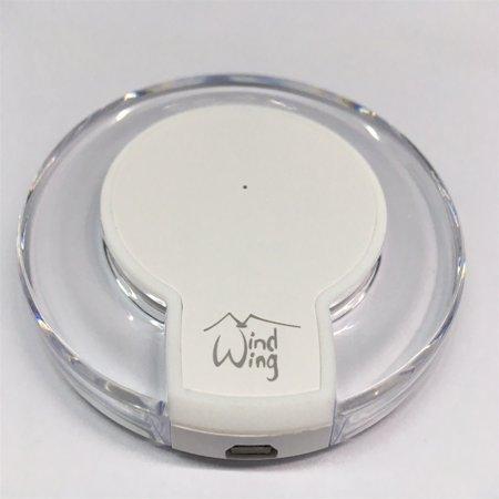 Portable Compact Wireless Charger Compatible for Google Pixel 3 XL, Pixel 3, Nexus 7 II, Nexus 7 2, Nexus 4, Nexus 5, 6