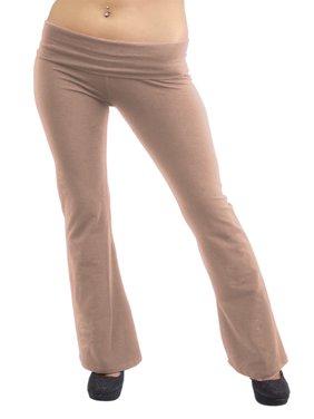 986844c98c Product Image Vivian s Fashions Yoga Pants - Full Length (Junior and Junior Plus  Sizes)