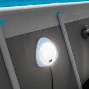 Intex 28697E Magnetig LED Wall Pool Light, Grey