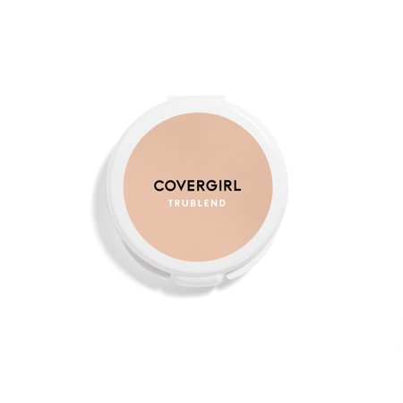 COVERGIRL TruBlend Mineral Pressed Powder, L5-7 Translucent Light