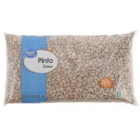 (2 Pack) Great Value Pinto Beans, 64 oz