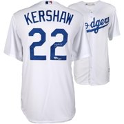 82ac68b130e Clayton Kershaw Los Angeles Dodgers Autographed Majestic White Replica  Jersey - Fanatics Authentic Certified