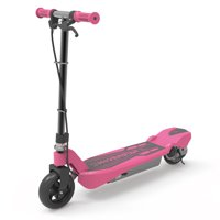 HOVERSTAR Electric Kick Start Scooter For Kids Pink