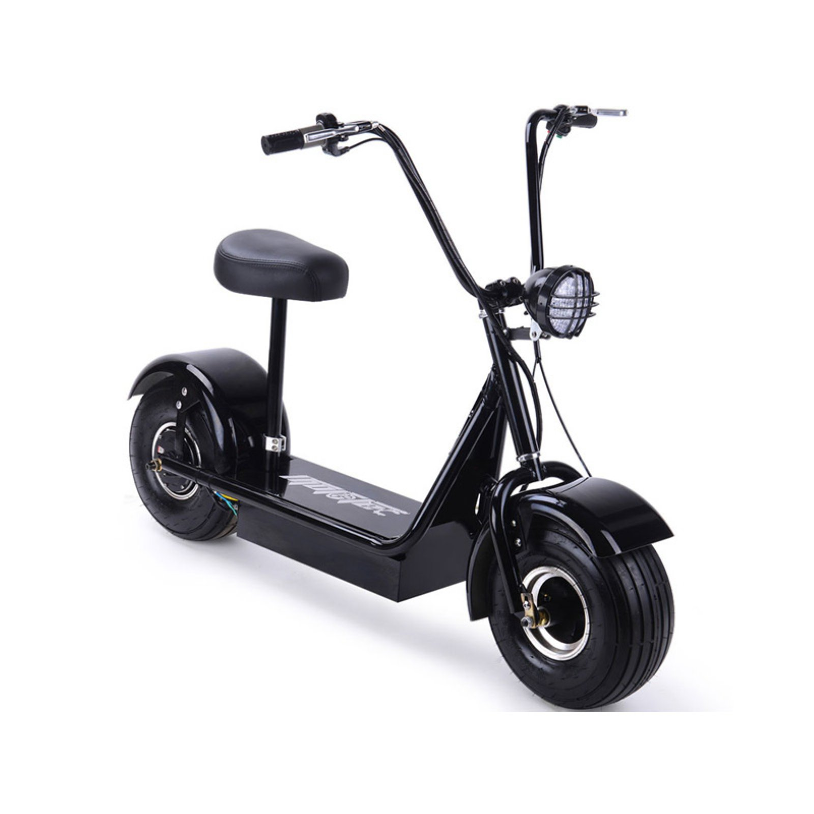 MotoTec Fatboy 48v 500w Fat Tire Electric Scooter