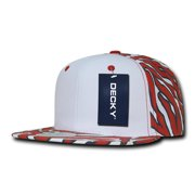 decky 1061-red ziger white front ... 896d1182d6cb