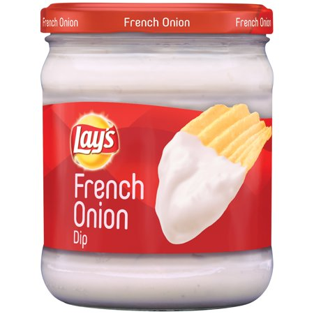 (2 Pack) Lay's French Onion Dip, 15 oz.