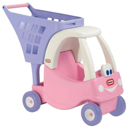 Little Tikes Princess Cozy Shopping Cart](Shopping For Toys)