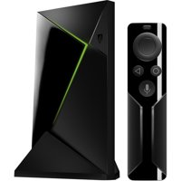NVIDIA SHIELD TV Streaming Media Player with Remote with Google Assistant Built In