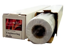 20 lb. Bond Plotter Paper Untaped 30 x 500 3 Core - 2 - Inkjet Plotter Paper