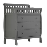 Dream on Me Marcus Changing Table and Dresser, Storm Gray