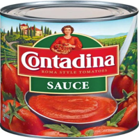(3 Pack) Contadina Roma Style Tomato Sauce 29 oz. Can