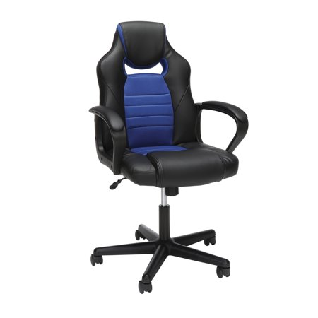 Essentials by OFM ESS-3083 Racing Style Gaming Chair, Multiple (Euro Style Furniture Office Chair)