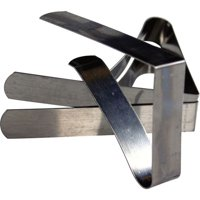 Coleman Stainless Steel Tablecloth Clamps 6-Pk