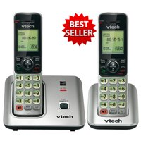 VTech CS6619-2 Cordless Phone with 2 Additional Handsets w/ Backlit LCD Display