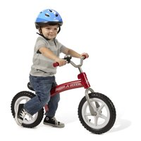 Radio Flyer Glide & Go Balance Bike with Air Tires