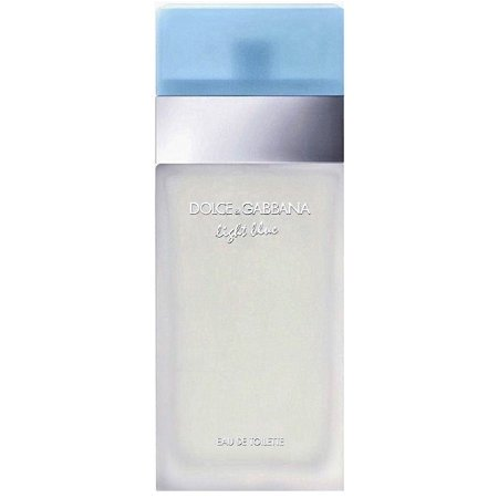 Dolce & Gabbana Light Blue for Women Eau de Toilette Natural Spray, 6.7 fl oz