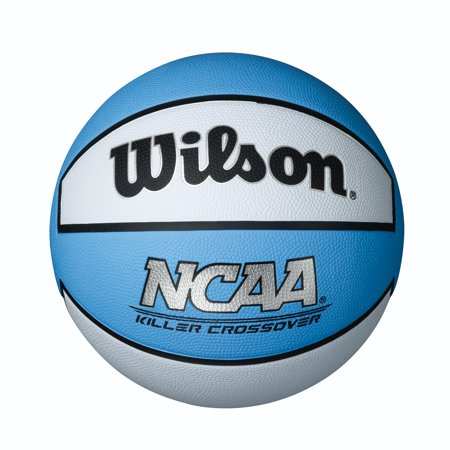 "Wilson NCAA Killer Crossover Basketball, Intermediate Size 7 (28.5"")"