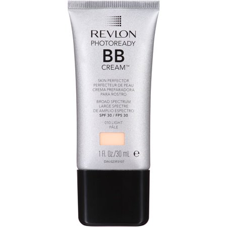 Revlon photoready bb cream skin perfector, light, 1 fl oz,