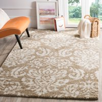 Safavieh Florida Desmond Damask Plush Shag Area Rug