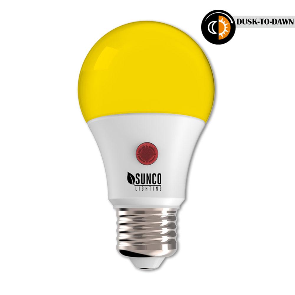 Gebouwen: verlichting Gloeilampen en lampen GE GENERAL ELECTRIC BUG LITE 100 OUTDOOR ANTI-INSECT LIGHT LAMP BULB 100W 6