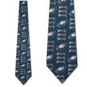 Philadelphia Eagles Tie Threefold Necktie NFL Mens