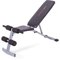CAP Strength Adjustable FID Bench