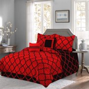 red king size comforter set Red Comforter Set red king size comforter set