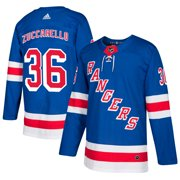 ad1efcdedf63 Mats Zuccarello New York Rangers adidas Authentic Player Jersey - Blue